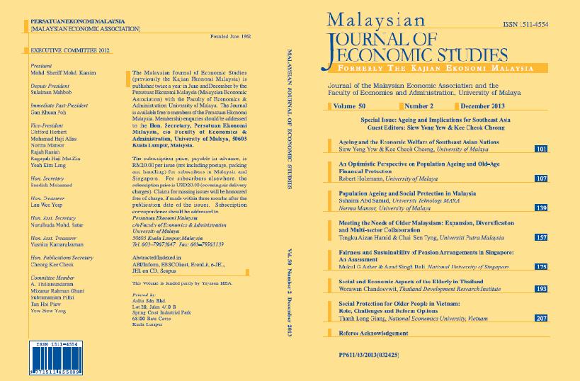 View Vol. 50 No. 2: December 2013